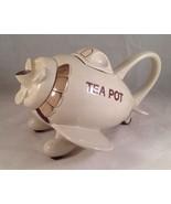 Airplane Teapot, RARE - $145.99