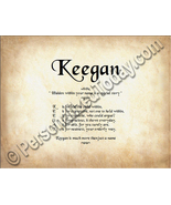 Keegan Hidden Within Your Name Is A Special Sto... - $8.95