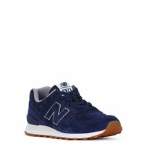 New Balance Men Sneakers Blue Low Top Lace Up Athletic Shoes Trainers ML... - $85.79