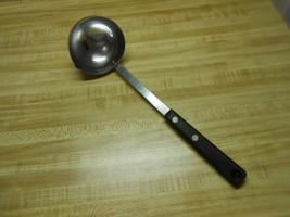old utensils serving Ekco forged ladel stainless steel utensil - $28.45