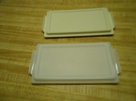 tupperware Orlando Florida butter bottoms for the one pound butter dishes 2 - $14.20