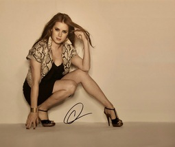 AMY ADAMS AUTOGRAPHED Hand SIGNED 11X14 PHOTO w/COA LOIS LANE ENCHANTED - $59.99