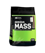 On  optimum nutrition  serious mass  chocolate 12 lb thumbtall
