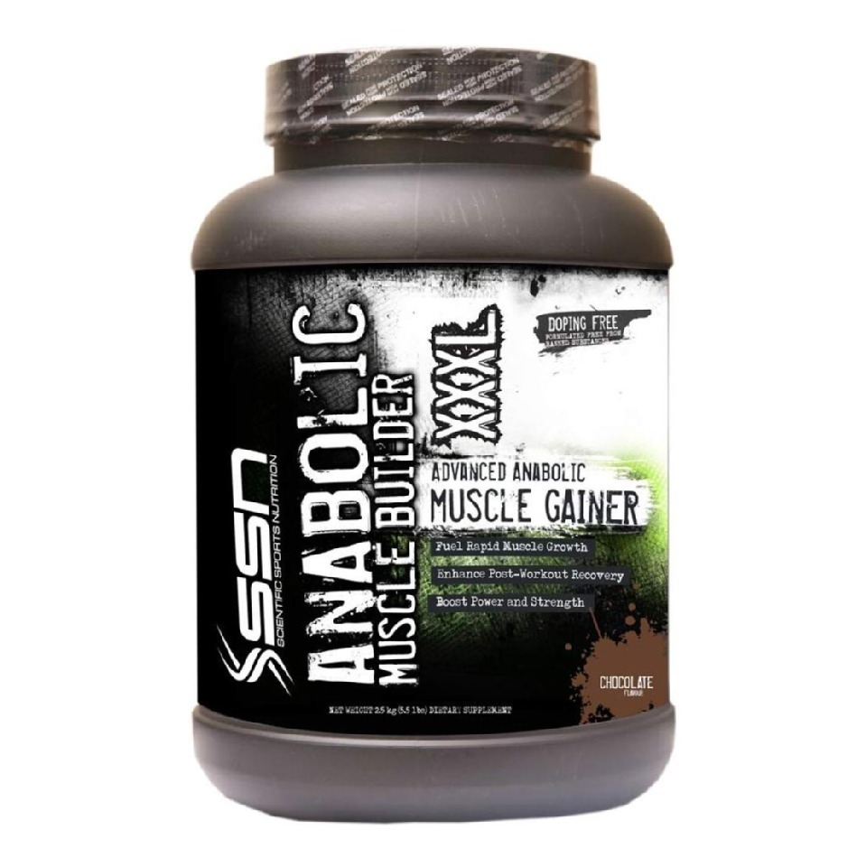 ssn anabolic muscle builder reviews