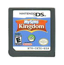 MySims Kingdom (Nintendo DS, 2008) - European Version - $8.99