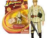 "Hasbro Year 2008 Indiana Jones Movie ""Raiders of the Lost Ark"" Series 4 Inch Tal"