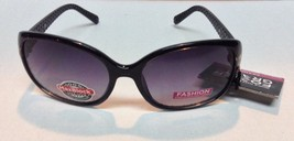 FG Max Block Fashion Sunglasses Shatter Resistant NWT Black - $9.99