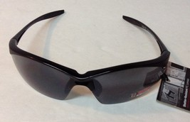 XGames Black Sunglasses PC Lens 100% UVA UVB Shatter Resistant NWT - $8.99