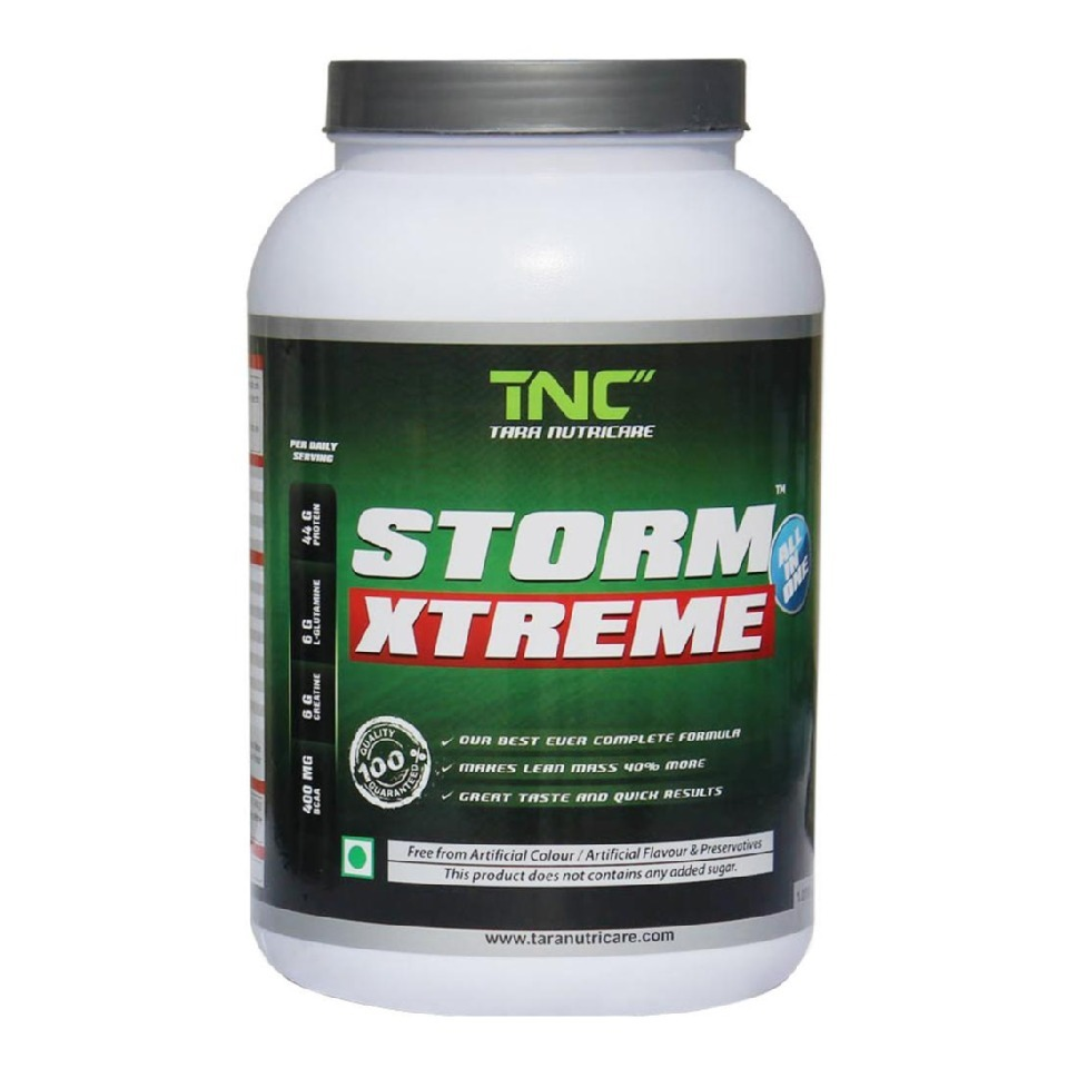 Primary image for Tara Nutricare Storm Xtreme, Chocolate 2.2 lb