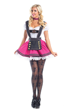 Sexy Be Wicked Swiss Beauty Beer Maid Halloween Costume W/WO HOSE BW1545 - $68.00+
