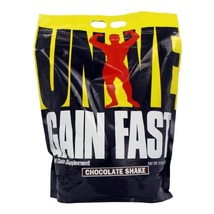Universal Nutrition Gain Fast, Chocolate Shake 10 lb - $159.95