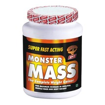 SNT Monster Mass, Chocolate 2.2 lb - $49.95