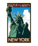 Statue Of Liberty Magnet #1 - $7.99