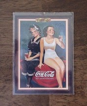 VINTAGE 1994 THE COCA-COLA COLLECTION CARD SERIES 3 #219 50TH ANIV-VTG-O... - $11.29