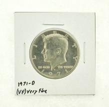 1971-D Kennedy Half Dollar (VF) Very Fine N2-3450-7 - $0.99