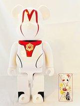 Medicom Toy Bearbrick Be@rbrick 400% SPEED RACER CLASSIC Japan Movie Ami... - $229.99