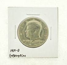 1971-D Kennedy Half Dollar (VF) Very Fine N2-3450-13 - $0.99