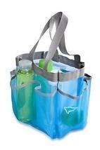 Mesh Shower Caddy Portable College Gym Dorm Tra... - $17.99