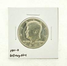 1971-D Kennedy Half Dollar (VF) Very Fine N2-3450-16 - $0.99