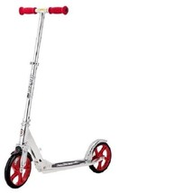 Kids Kick Scooter - Red Folding Boys Adults Push Toys And Travel Large W... - $119.90
