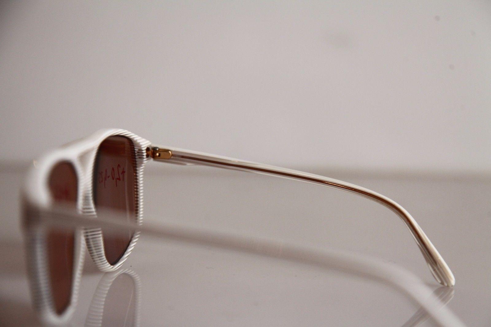 METZLER Eyewear,  Crystal White frame, RX-Able Prescription lenses. Germany