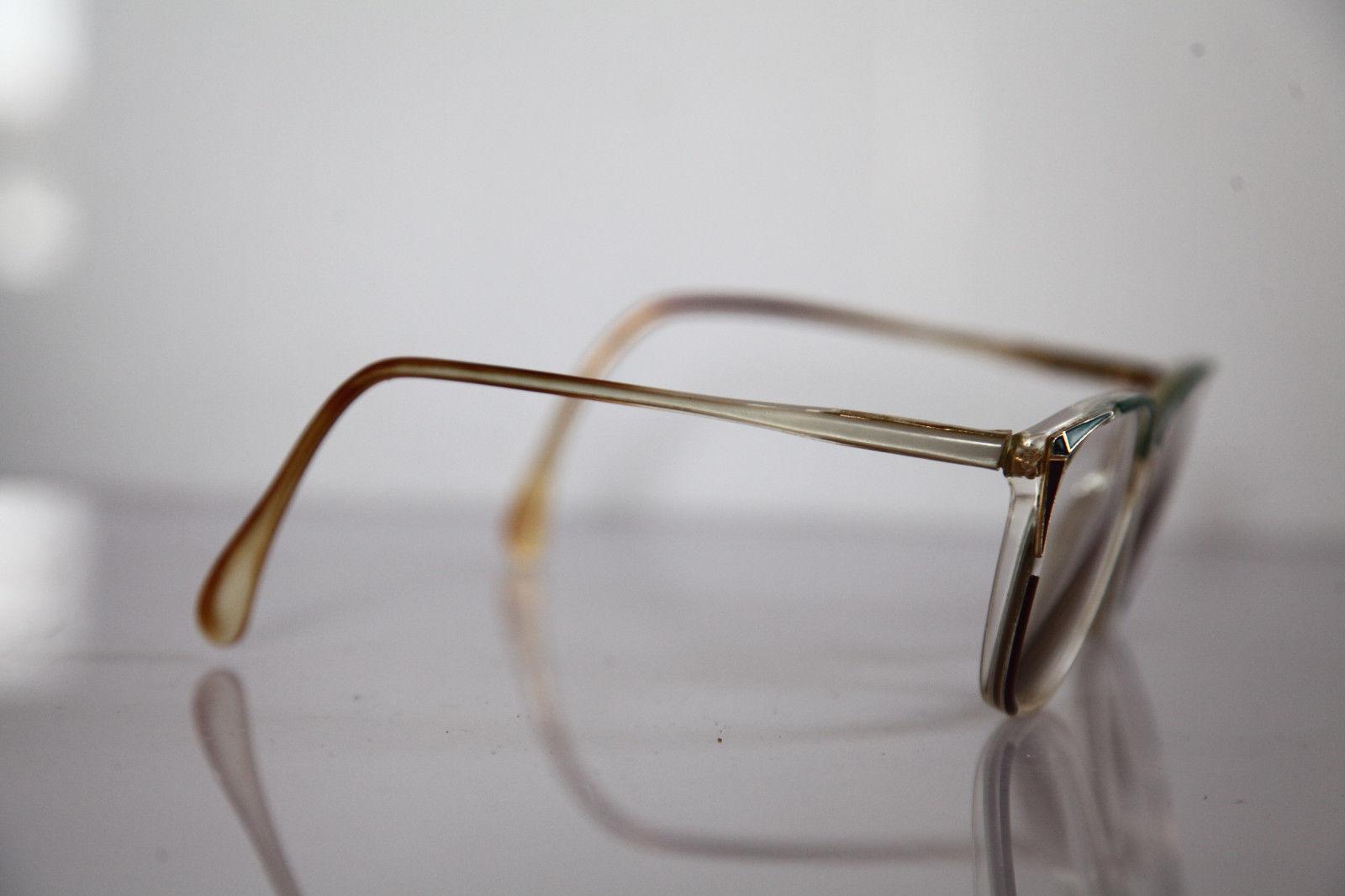 OWP Eyewear, Crystal Multi-color Frame,  RX-Able Clear Prescription lenses.