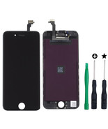 "LCD Display + Touch Screen Lens Digitizer Assembly for iPhone 6 4.7"" Black - $78.99"