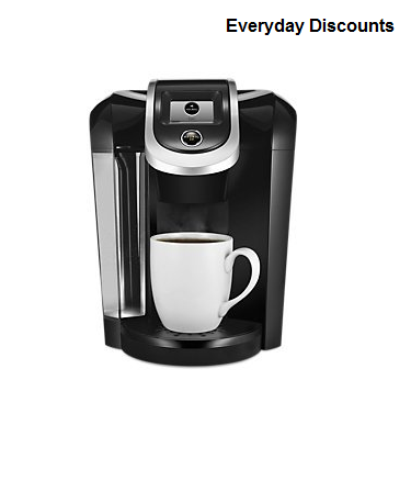 Coffee Maker Quietest : Coffee Maker Home Kitchen Keurig Brewing System Quiet Single Cup Black K350 - Coffee & Tea Makers