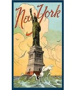 Statue Of Liberty Magnet #3 - $7.99