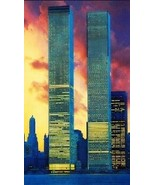 World Trade Center/Twin Towers Magnet #2 - $7.99
