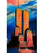 World Trade Center/Twin Towers Magnet #1 - $7.99