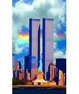 World Trade Center/Twin Towers Magnet #4 - $7.99