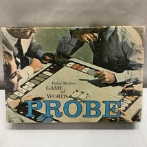 Vintage parker brothers game of probe n0. 200 - 1964 - £5.95 GBP