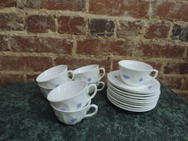 ADDERLEY CHELSEA demi tasse tea cups & saucers lot 17 - $139.32