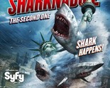 SHARKNADO 2: THE SECOND ONE DVD - EXTENDED VERSION (2014) - NEW UNOPENED