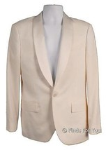 J Crew Collection Long One-Button Blazer In Linen Sz 8 Style B8429 $350 New - $156.41