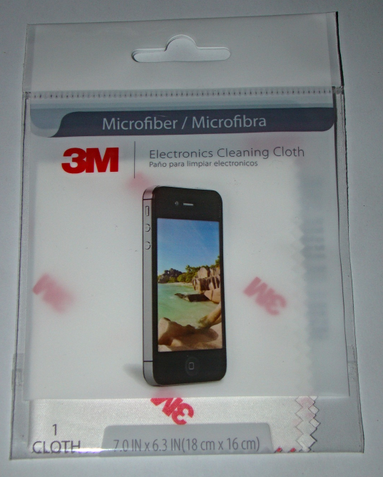 3m Microfiber Cleaning Cloth Price: Microfiber Electronics Cleaning Cloth (1 Cloth