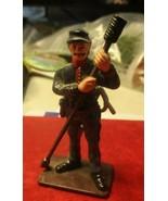 Toy Soldier - Union Artileryman - Metal - High Quality - $11.87