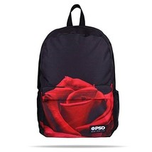 PSD Red Roses Floral Flowers Urban Laptop School Book Bag Backpack 21810009 - $29.99