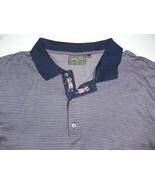 Bobby Jones Collection Polo Shirt XXL 2XL Golf Italy Cotton Logo Placket... - $25.95
