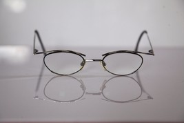 MaGeMa MGM Eyewear, Silver Frame,  RX-able Clear Lenses Prescription. Ge... - $34.65