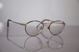 Mc PENNY Eyewear, Gold Frame,  RX-able Clear Lenses Prescription. - $24.75