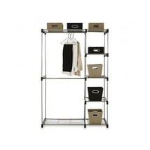 Closet Storage Systems Clothes Organizer Modula... - $62.81