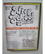 After School Specials 82-86 2xDVD Robert Reed MALCOLM JAMAL WARNER Kirk ... - $18.26