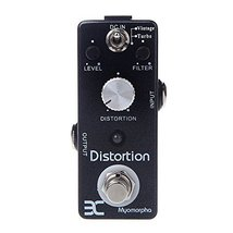ENO TC-13 Distortion Guitar Effect Pedal True Bypass Myomorpha - $52.27