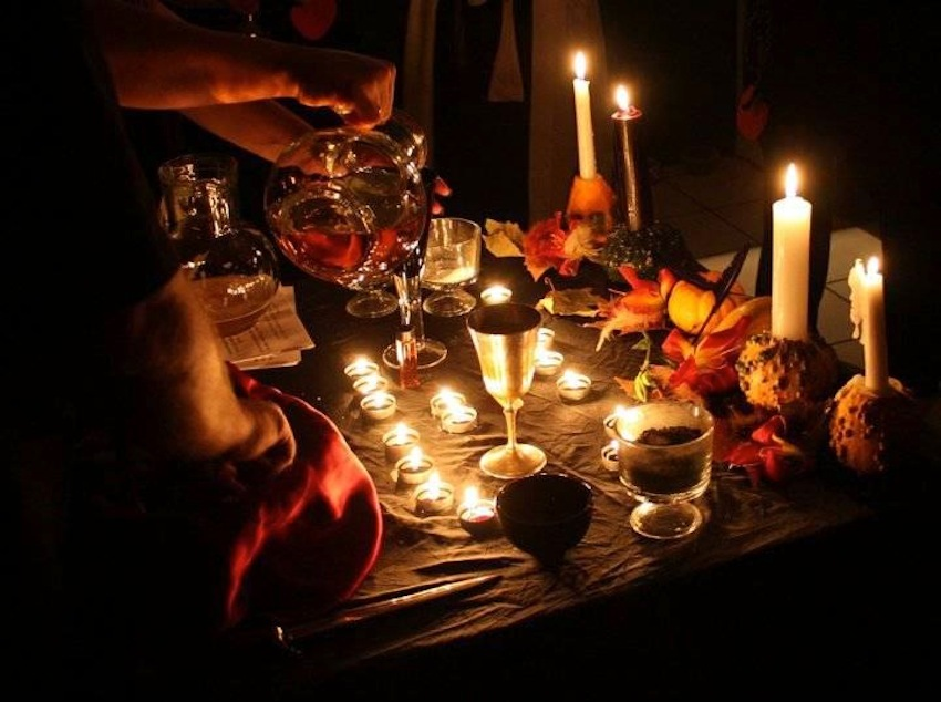 Grisuu Power Ritual Money Sex Levitation Time Travel Wicca Pagan Spell Casting