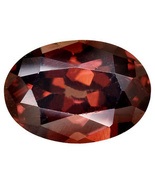 1.00ct 7x5mm Oval Sienna Zircon - $19.99