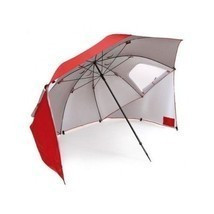 Umbrella Outdoor Beach Sun Wind Protection Shelter Canopy Shade Portable... - €79,44 EUR