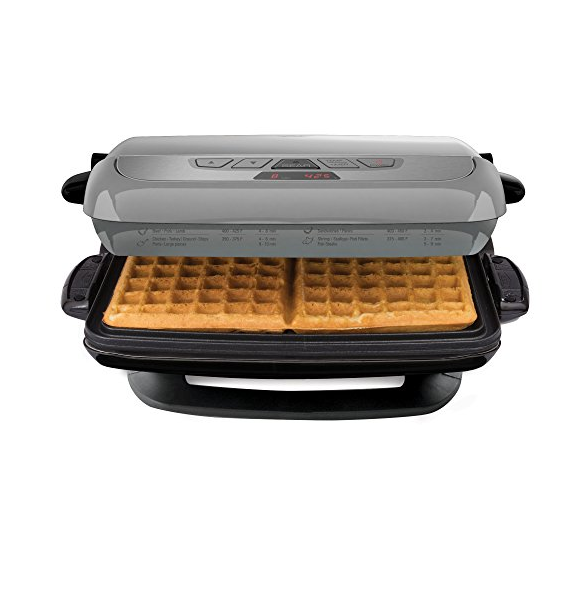 George foreman multi plate evolve grill grilling and waffle plates grills griddles - George foreman evolve grill ...