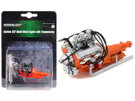 Engine and Transmission Replica Custom 1932 Ford Hot Rod 1/18 by Greenlight - $29.95